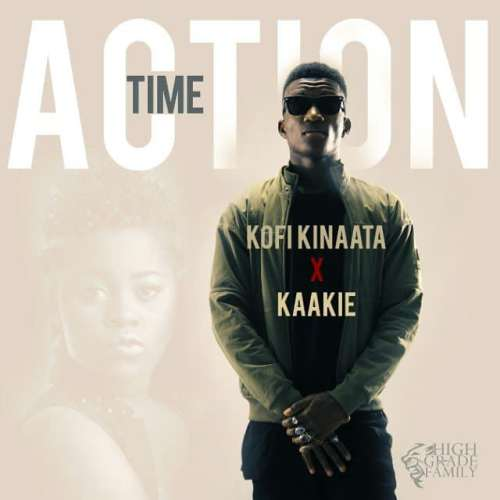 Photo of Kofi Kinaata – Action Time Ft Kaakie (Prod By JMJ)
