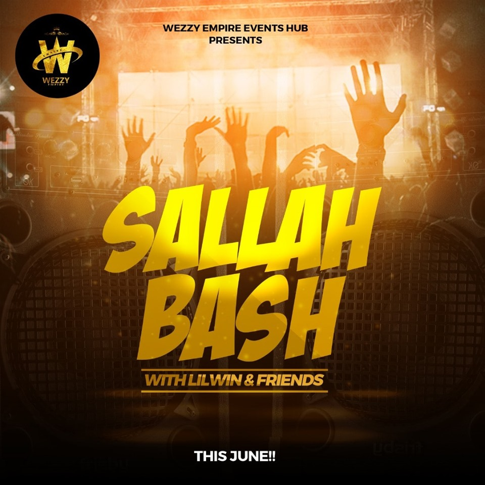 Photo of Kwadwo Nkansah 'LilWin' readies for 'Sala Bash' with Friends this June