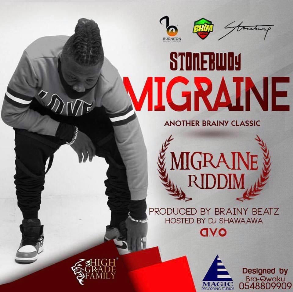 Photo of LYRICS: Stonebwoy – Migraine