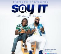 Stonebwoy – Say It ft. Demarco (Prod. By Monie Beatz) (Mixed by Selassie)