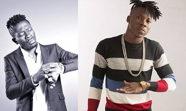 Photo of Stonebwoy is 'Sergeant Lee' – Shatta Wale