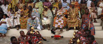 Photo of Official Activities: Oguaa Fetu Afahye 2017 Edition