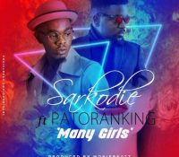 Sarkodie – Many Girls Ft. Patoranking (Prod. By MonieBeatz)