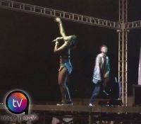 VIDEO: How Ebony Trilled Fans in Kumasi at The Gadam Nation Tour