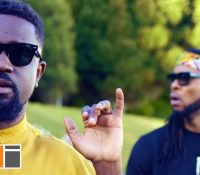 Sarkodie – Ur Waist ft. Flavour (Official Video)