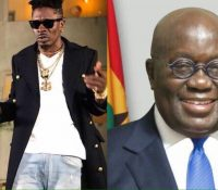 His Excellency Nana Akuffo Addo Personally Invites Shatta To Dine With Him