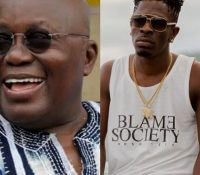 How BBC reported Akufo-Addo's birthday wish to Shatta Wale