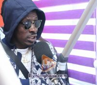 Shatta Wale responds to Samini's diss