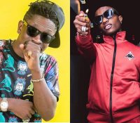 LISTEN: Shatta Wale's controversial statement about Wizkid on Kasapa FM