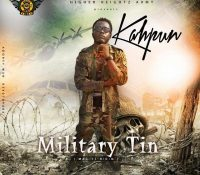 Kahpun – Military Tin (Mac 11 Riddim) Mixed By Skyboo