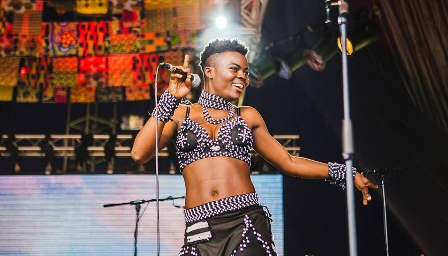 Photo of Wiyaala Back in Ghana to Thrill Audiences Again