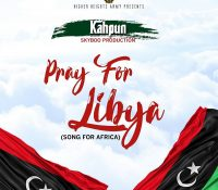 Kahpun – Pray for Libya (Prod. By Skyboo)