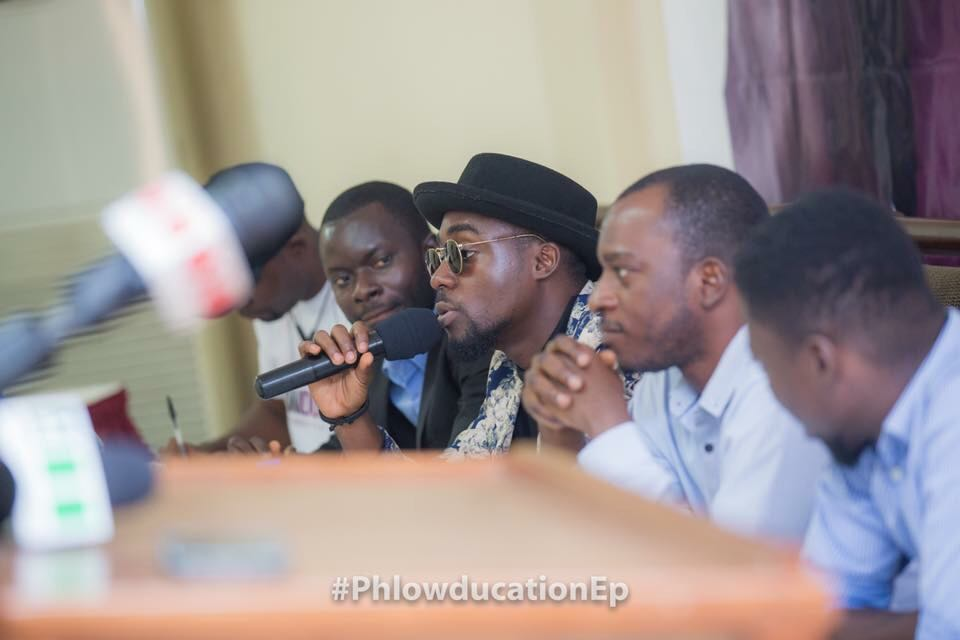 Photo of VIDEO: The Journey, The People – TeePhlow On How He Started Rap