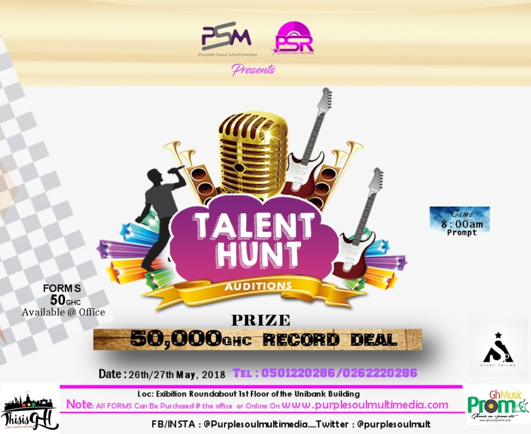 Photo of Purple Soul Multimedia (PSM) opens up the gates to the top for Undergrounds with its Talent Show.