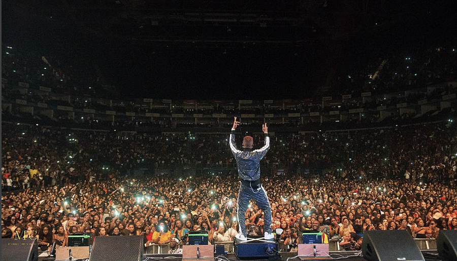Photo of #GHANAMEETSNAIJA18 HEADLINE ACT WIZKID SELLS OUT 20,000 LONDON O2 ARENA