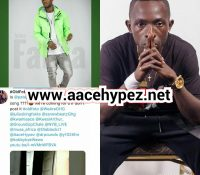 Patapaa Threatened By a Fan