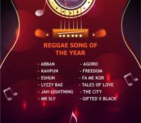 "Kahpun's ""Freedom"" Nominated 'Reggae Song of the Year' CMA's 2018."