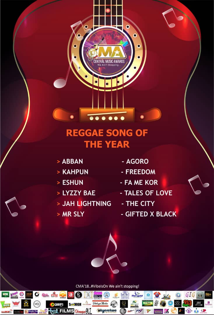 "Photo of Kahpun's ""Freedom"" Nominated 'Reggae Song of the Year' CMA's 2018."