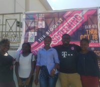 Eunice Asiedu Foundation holds Free Breast Screening Exercise for young people