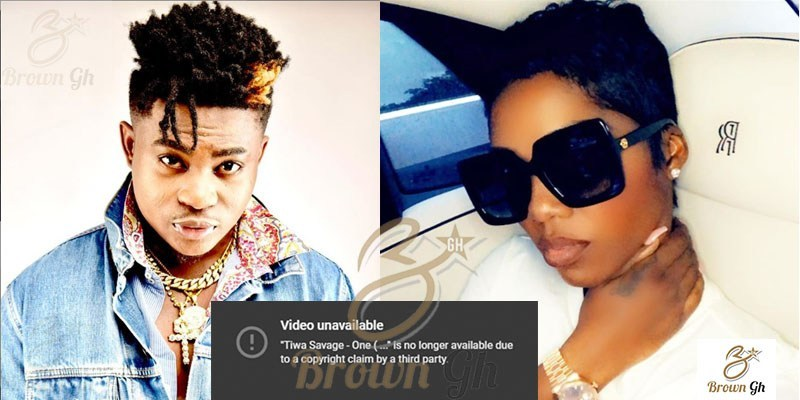 Photo of YouTube takes down Tiwa Savage's video 'One' over copyright claims by Danny Young