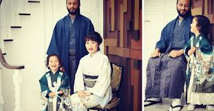 Photo of Wanlov Shares Lovely Photos Of His Japanese Baby Mama And Son