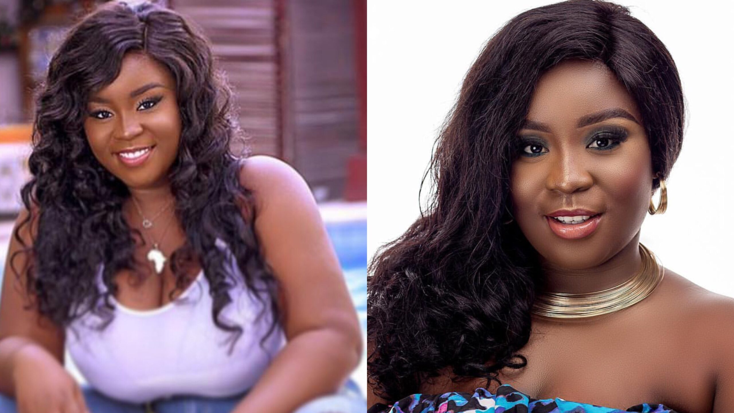 Photo of Maame Serwaa And Kumawood Featured In A BBC News Documentary