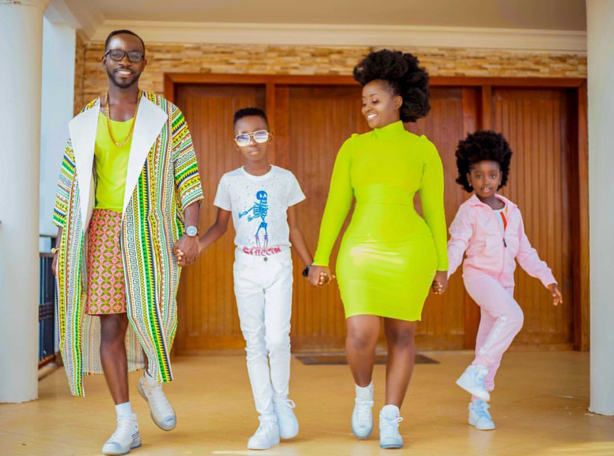 Photo of Okyeame And His Wife Celebrate Their 10th Wedding Anniversary With Stunning Photos
