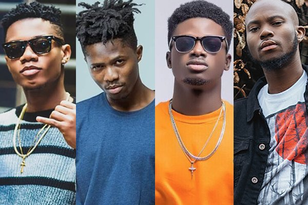 Photo of The 4 Ks – New age for Ghana music?