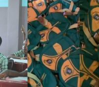Lilwin buys 1000 school bags for all his Great Minds International School pupils