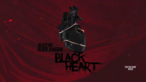 Photo of LYRICS: Alkaline – Black Heart Ft. Blackshadow(Troyton Rami)
