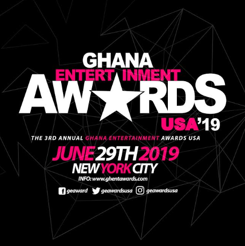 Photo of 3RD EDITION OF GHANA ENTERTAINMENT AWARDS USA SLATED FOR JUNE 29