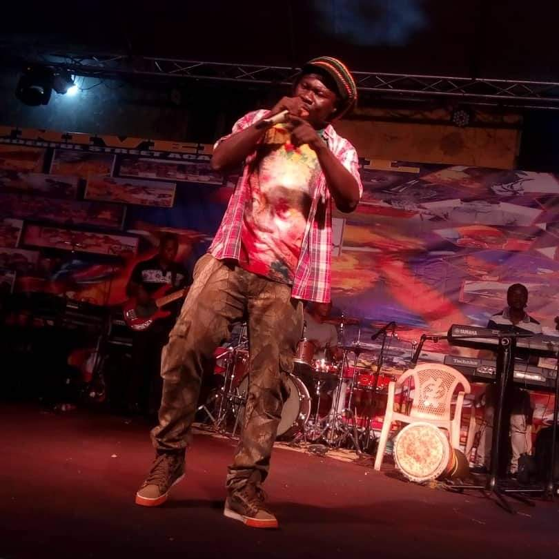 Photo of Ghanaian International reggae icon Osagyefo launches #RealityCheck album