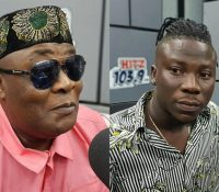 Stonebwoy speaks about Willi Roi's death; sympathises with family