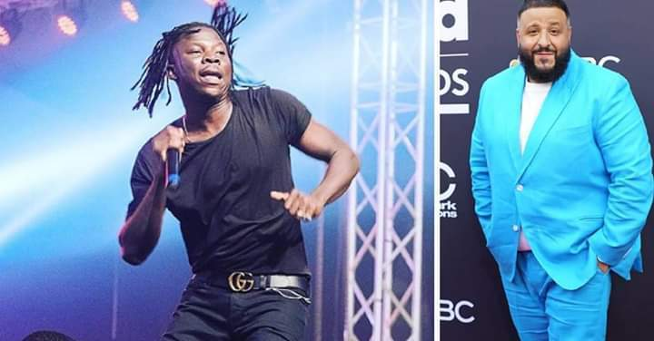 Photo of I Will be Happy to Put Stonebwoy on a Collaboration – DJ Khaled