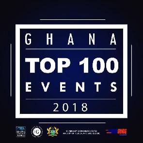 Photo of VGMA, Rapperholic, Ghana Rocks, Ghana Meets Naija, Glitz Style Awards And More Make Top 100 Events In 2018