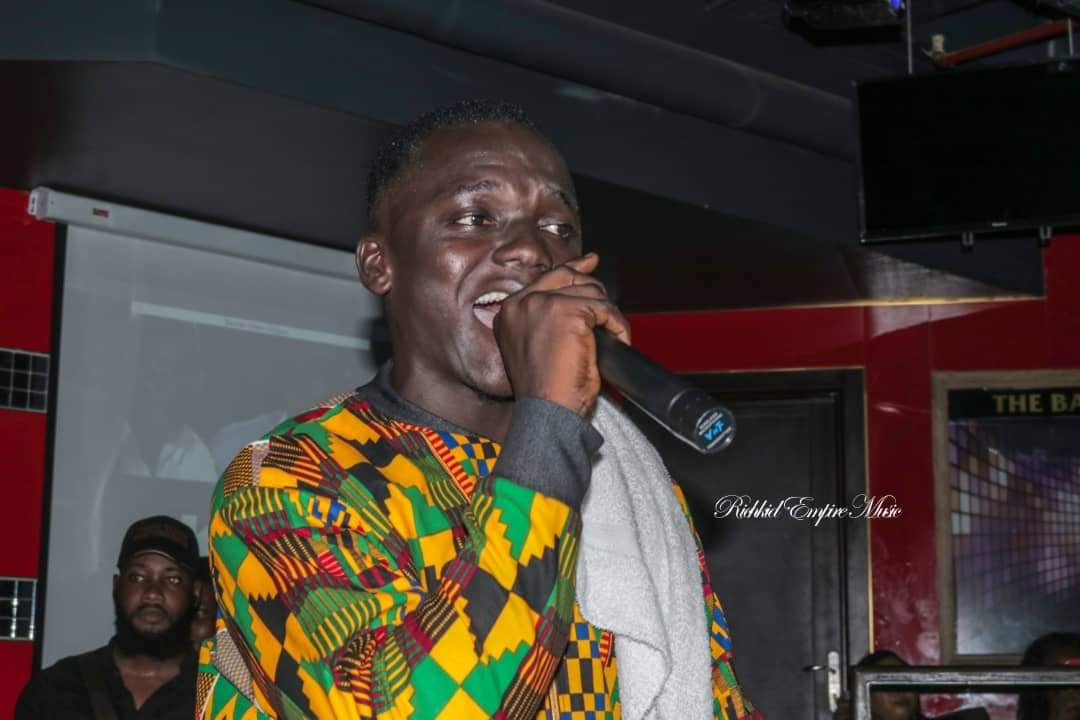 """Photo of Photos & Video: Phrimpong, Others Thrill Fans At """"Religion 2"""" Premiere"""