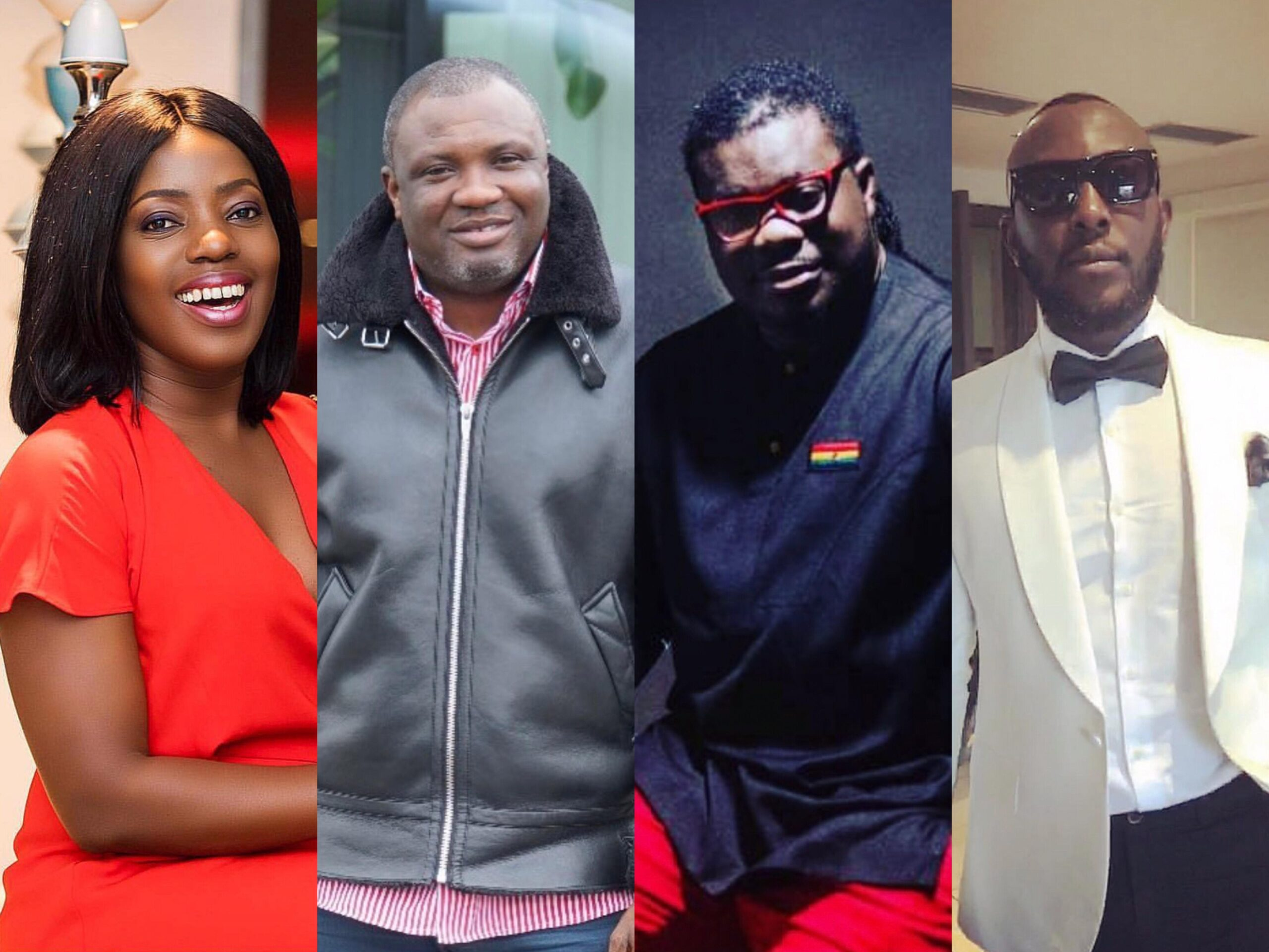 Photo of Shirley, Alordia, Obour & Gyo to be honored at 2019 Ghana Entertainment Awards USA