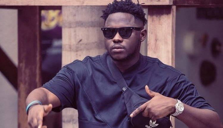 Photo of Medikal Outdoors Blonde Hairstyle Just Like Fella's; Ghanaian Celebrities React Differently – See Photos