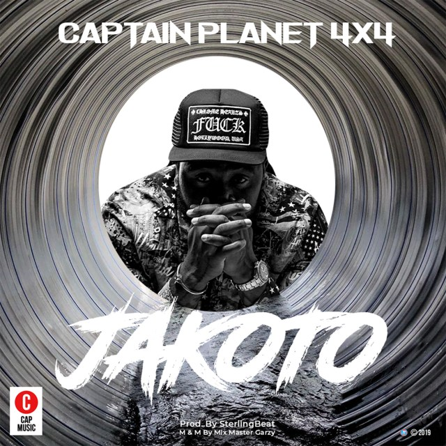 Photo of Captain Planet (4×4) – Jakoto (Prod. by SterlingBeat)