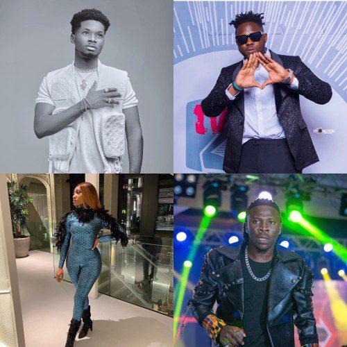 Photo of Full List of Ghana Music & Arts Awards Europe 2019 Winners
