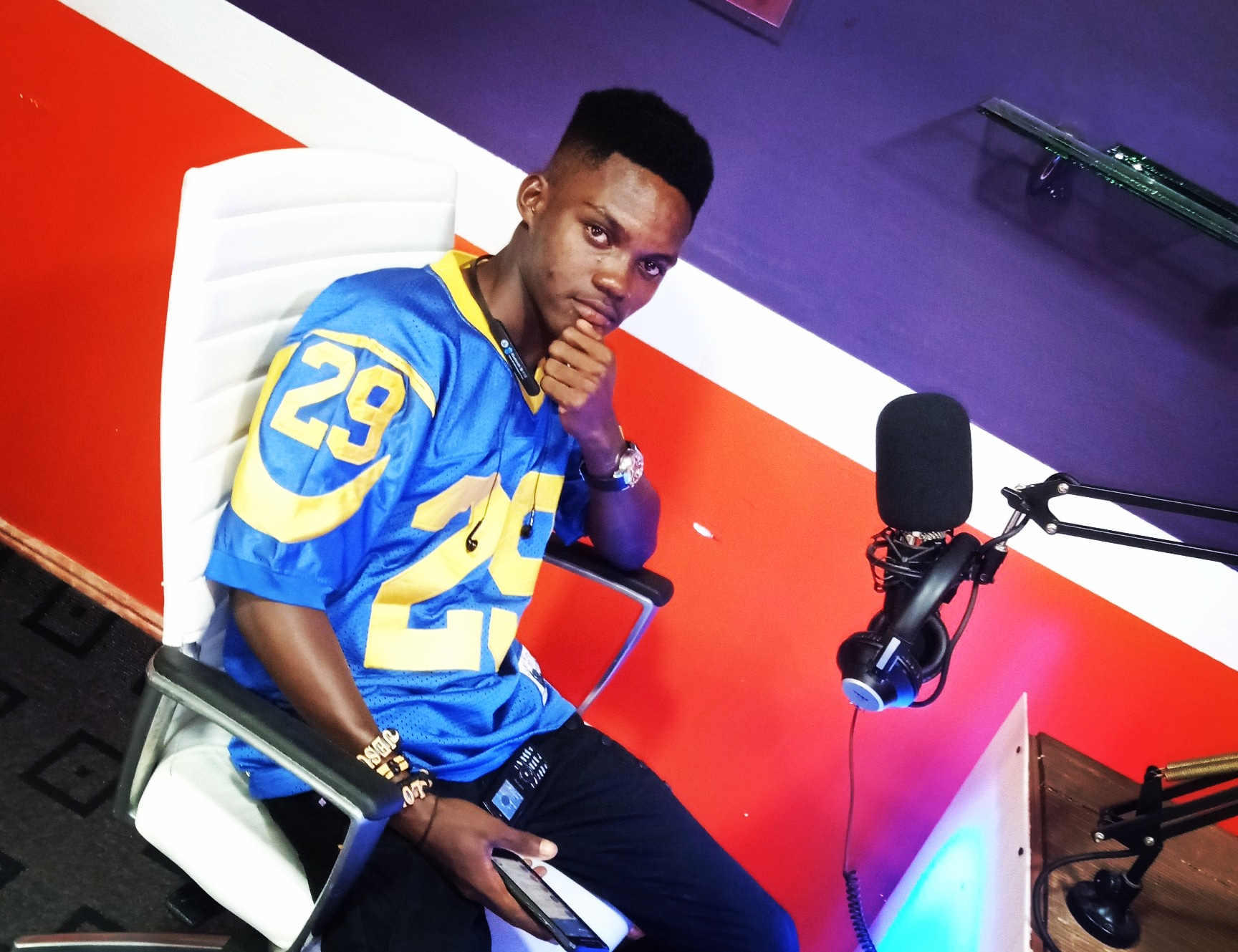 Photo of TyCuun Names Sarkodie, TeePhlow and Kofi Kinaata as his Inspirers