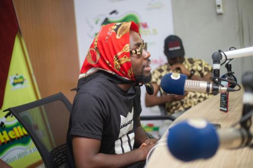 Photo of TeePhlow ends Kumasi Media Tour successfully