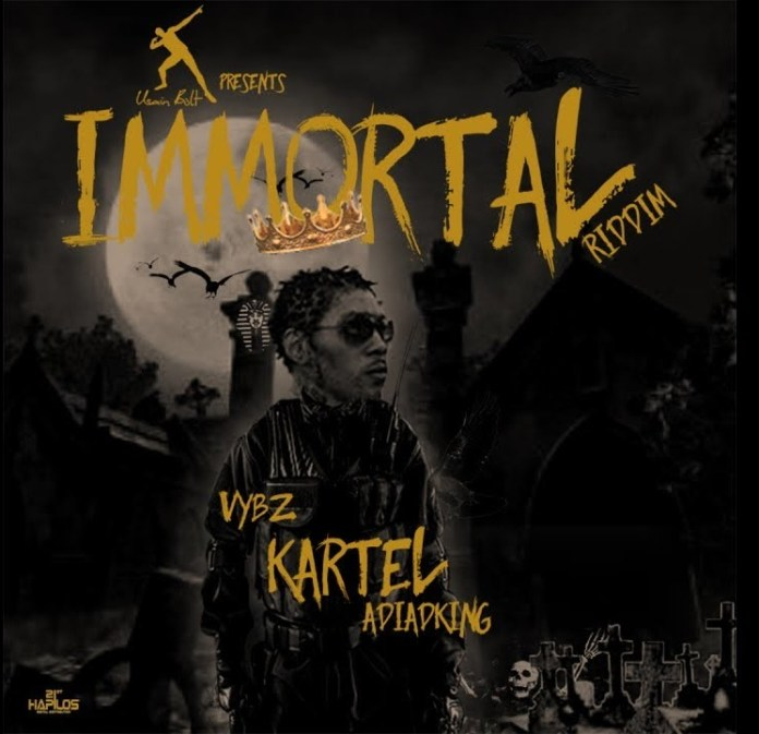 Photo of Vybz Kartel – ADIADKING (Immortal Riddim)