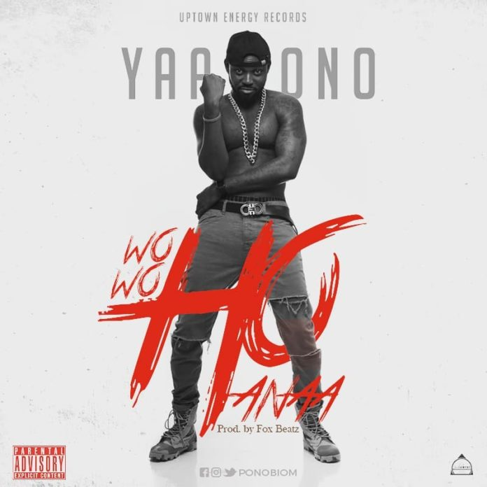 Photo of Yaa Pono – Wowoho Anaa (Prod. by FoxBeatz)