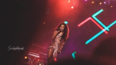 Photo of Becca delivers electrifying Performance at 'Born in Africa Festival' in Nigeria