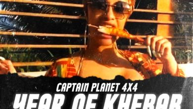 Photo of Captain Planet (4×4) – Year Of Khebab (Prod. by BeatBoss Tims)