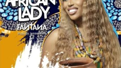 Photo of Fantana – New African Lady (Prod. by Jesse Beatz)