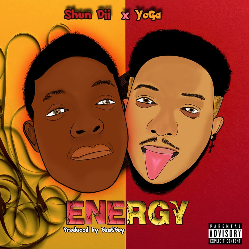 Shun Dii x Yoga - Energy