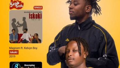 Photo of Magnom – Iskoki Ft. Kelvyn Boy (Prod By PaQ)