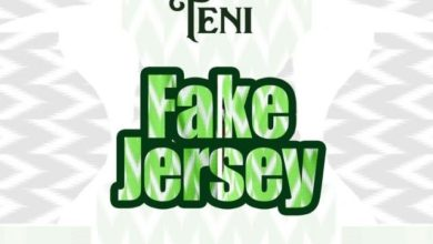 Photo of Teni – Fake Jersey (Prod. By Jaysynth Beatz)